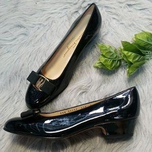 Salvatore Ferragamo Patent Leather